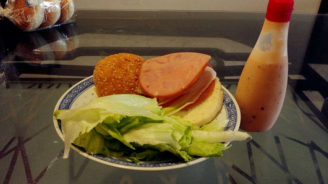 自制汉堡的做法步骤