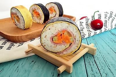 寿司#我要上首页清爽家常菜#