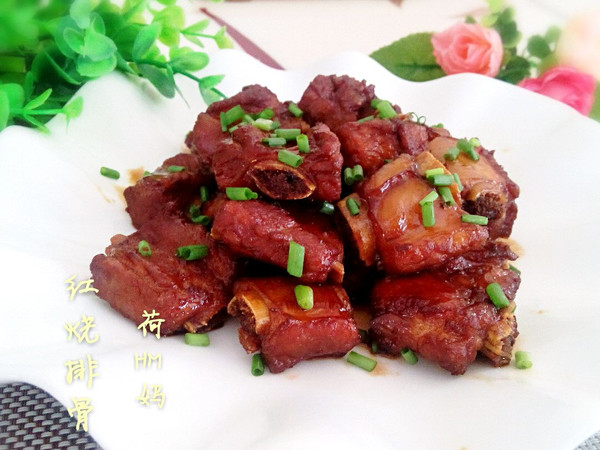 家常红烧美食的做法_排骨_豆果食堂菜谱创意菜谱图片