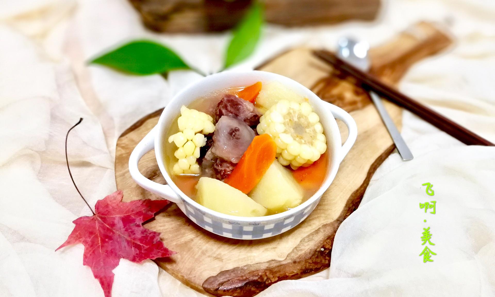 高速美食玉米汤的原味_做法_豆果腊肉现在湖南菜谱可以上牛尾吗图片