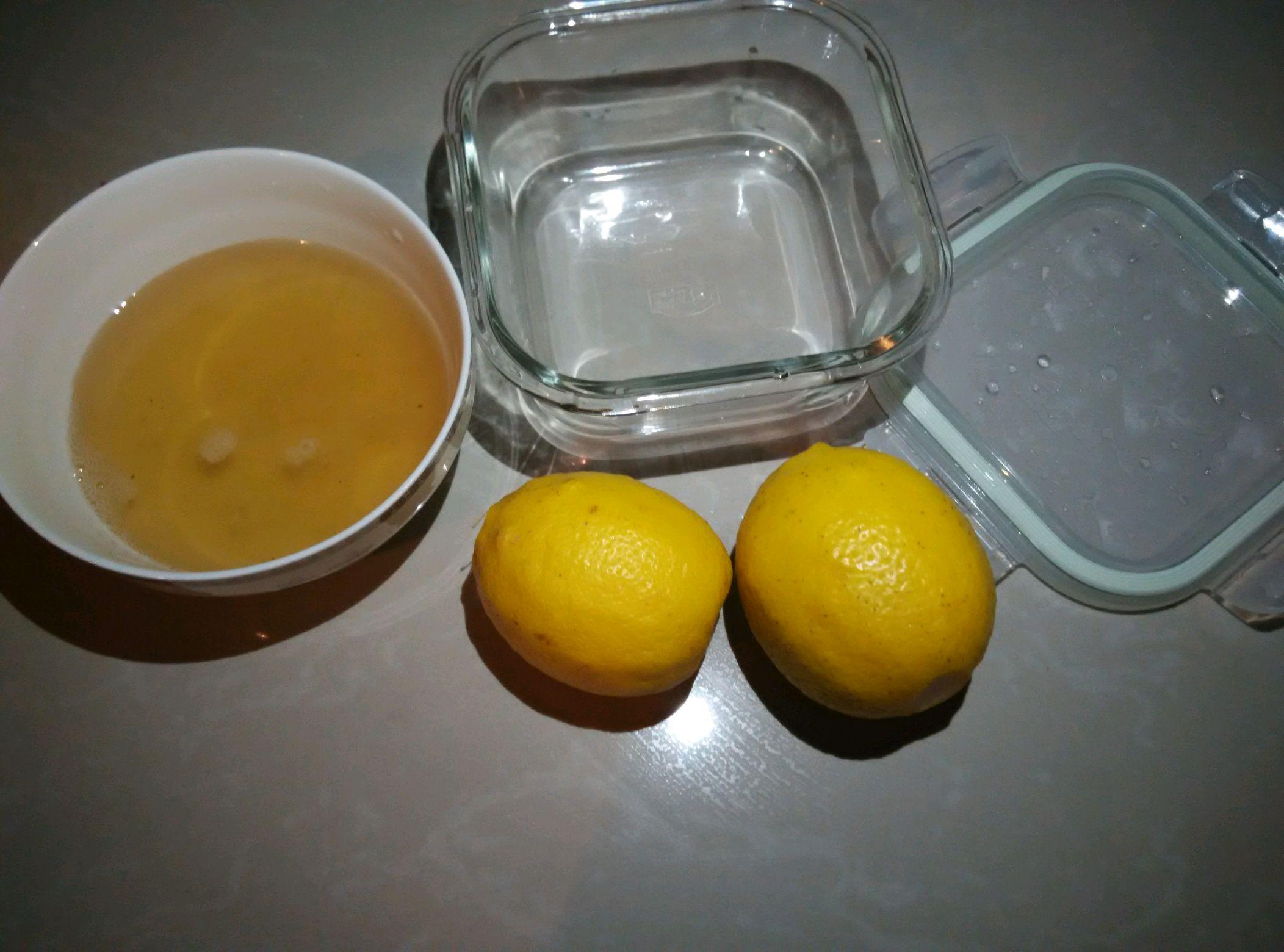 柠檬茶的做法步骤
