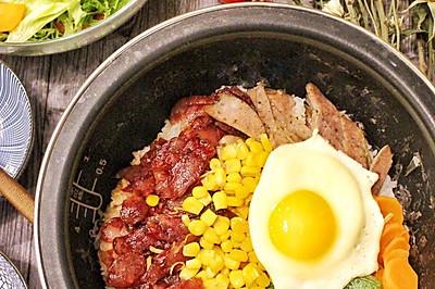 广式煲仔饭——家庭简易版