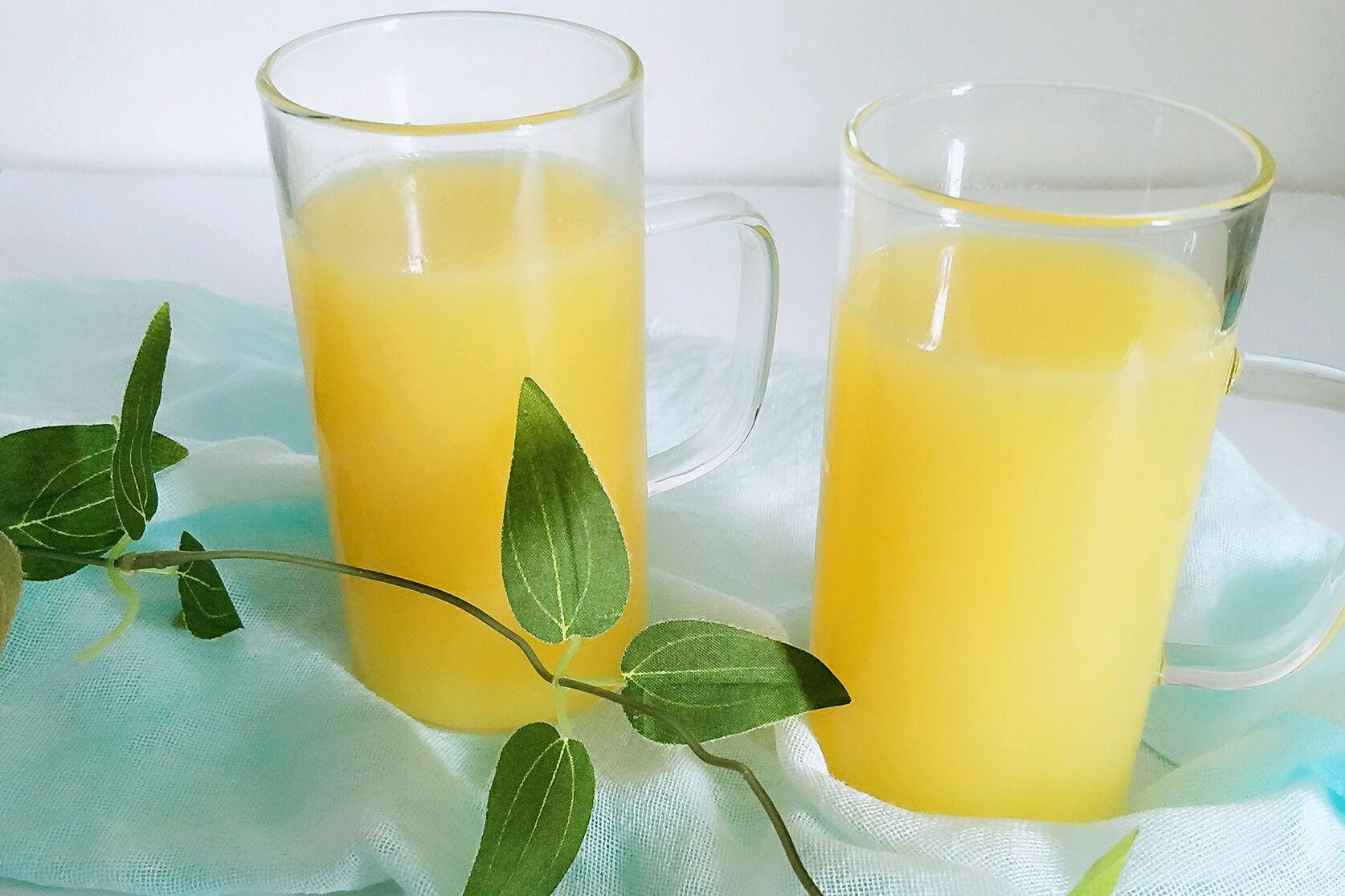 百香果汁的做法步骤