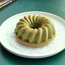 抹茶桂花蛋糕