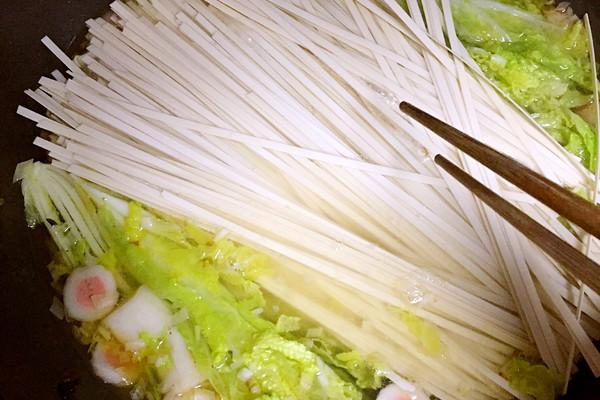鲜虾排骨菜煮菜谱的娃娃-面条-豆果美食v排骨版美的电压力煲炖做法图片