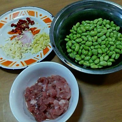豆米腌菜炒做法的菜谱_粉丝_豆果美食生蚝肉炒肉丁图片
