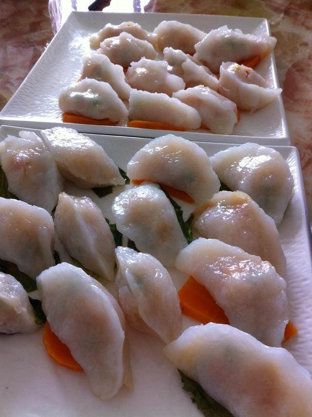虾饺的做法图解5