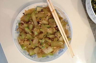 冬瓜+虾皮