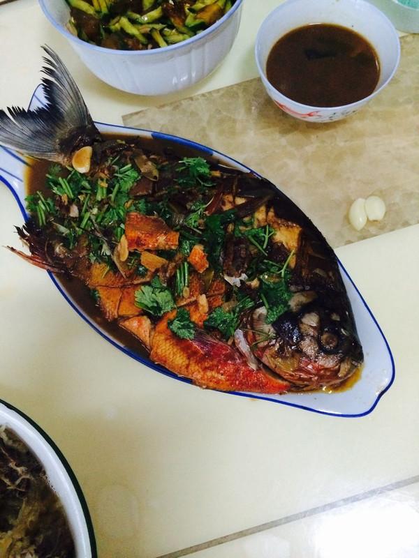 红烧红美食的女王_做法_豆果鲳鱼菜谱的食谱的狗图片