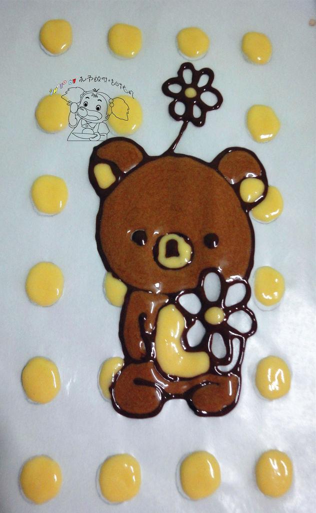 豆豆熊童车海报