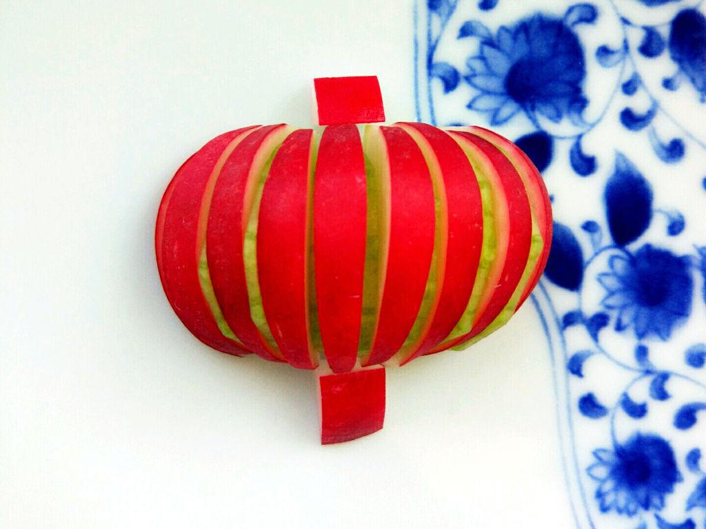 吉庆有余寿司饭团#盛年锦时·忆年味#的做法步骤