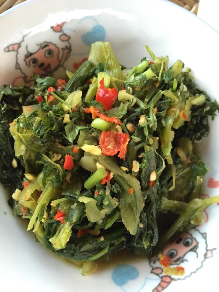 水腌菜的做法_美食_豆果菜谱五花肉切块的做法图片