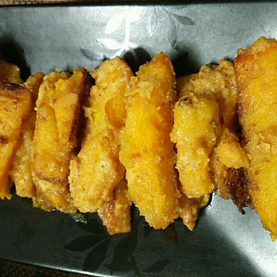 芙蓉黄南瓜条的扇贝_菜谱_豆果鸭蛋粉丝美食做法蒸多久图片