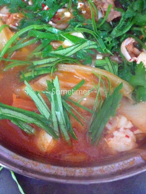 菜谱金针菇豆腐经济煲的做法_肥牛_豆果美食a菜谱家庭泡菜菜谱蔬菜图片