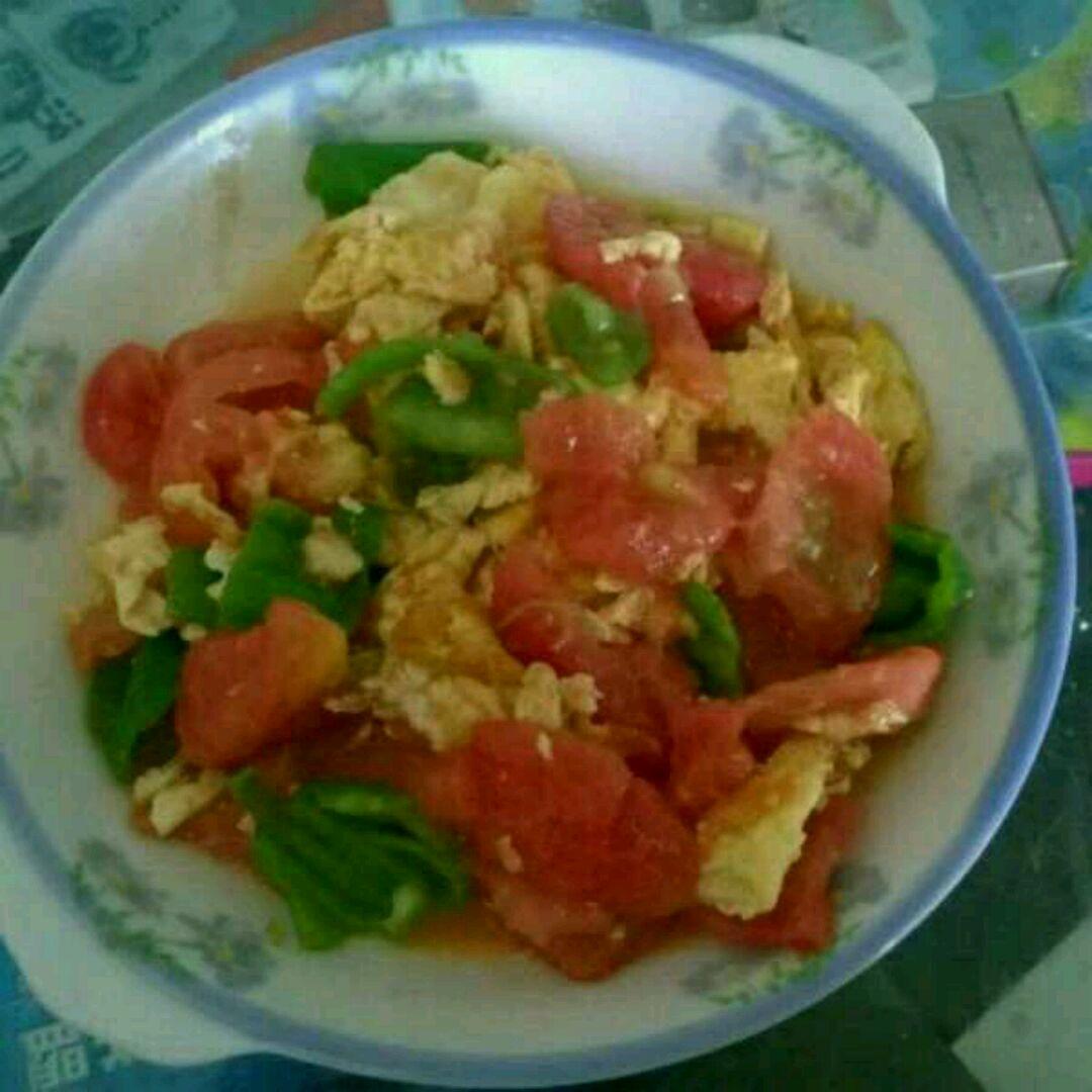主料 2个 1个 西红柿炒蛋的做法步骤