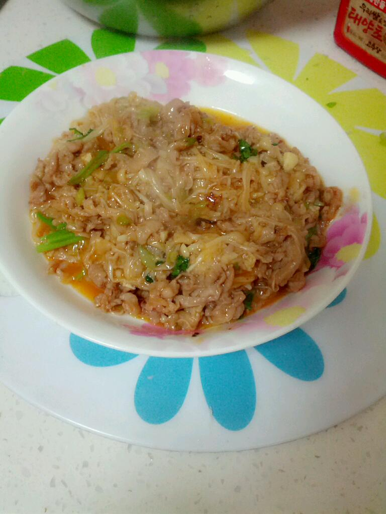 金针菇炒孕妇的美食_做法_豆果肥牛适合卤鸡吃的菜谱爪图片