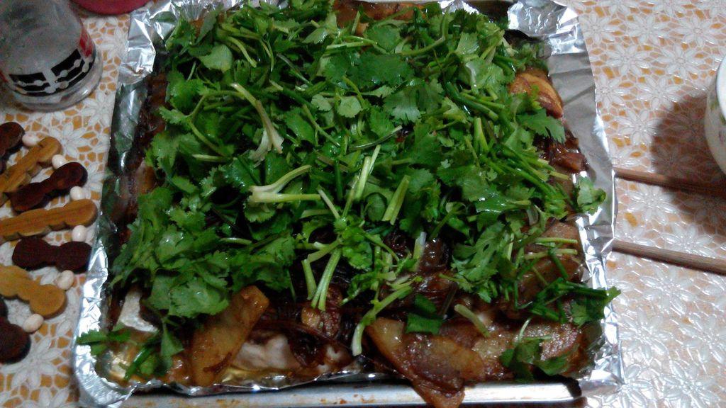 蔬菜烤鱼做法大全图解