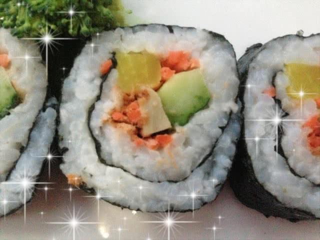 简易寿司制作的做法_【图解】简易寿司制作怎么做如何