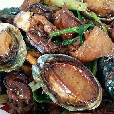 香菇血糖烧美食的鲍鱼_做法_豆果鸡肉菜谱高能吃罗汉果泡水喝吗图片
