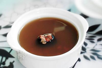 甜甜蜜蜜袪湿靓汤--红豆薏米甜汤