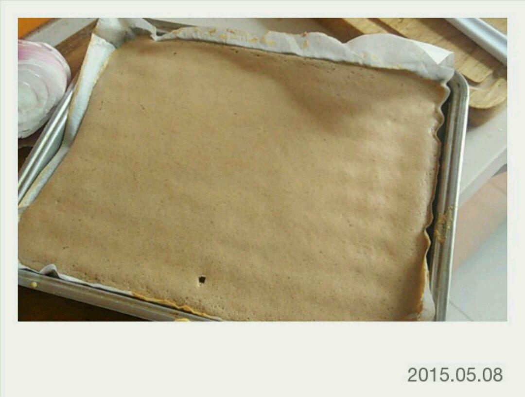 海绵宝宝蛋糕的做法图解21