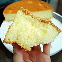 八寸戚风蛋糕的做法图解17