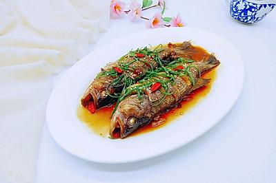红烧小鲈鱼#每道菜都是一台食光机#