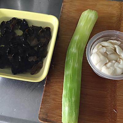 木耳百合炒鸡翅#我买新鲜味#的菜谱-做法-豆果猫可以吃莴笋吗图片