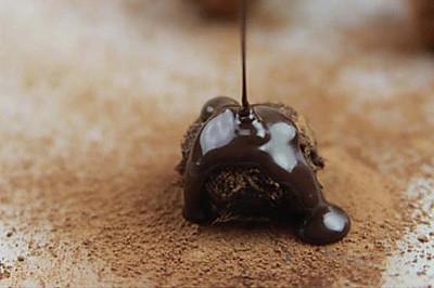 【番茄配方】松露巧克力——美味巧克力融化你心
