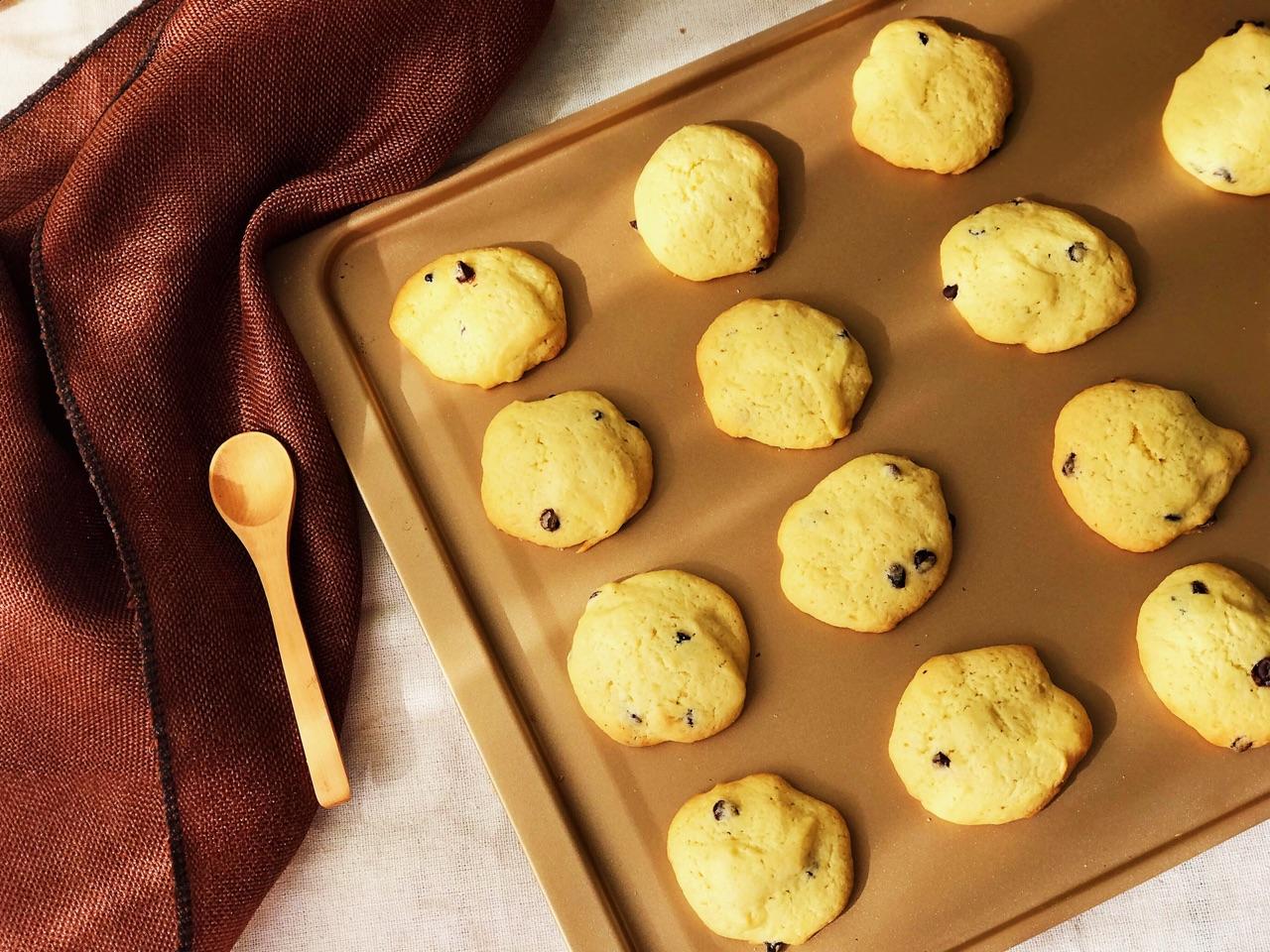 香草巧克力豆饼干