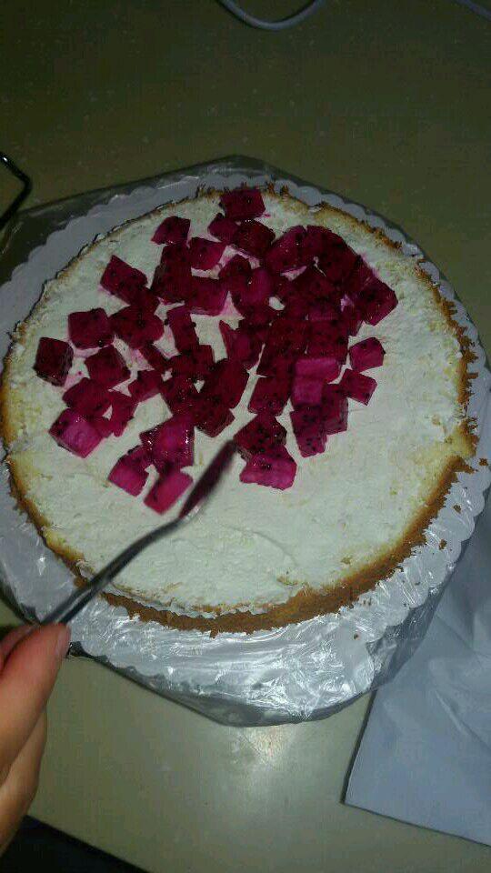 奥特曼蛋糕的做法步骤