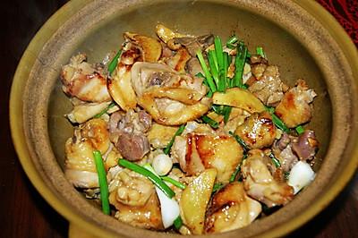 (家乐上菜,家常有味)啫啫鸡煲
