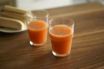 胡萝卜提子汁
