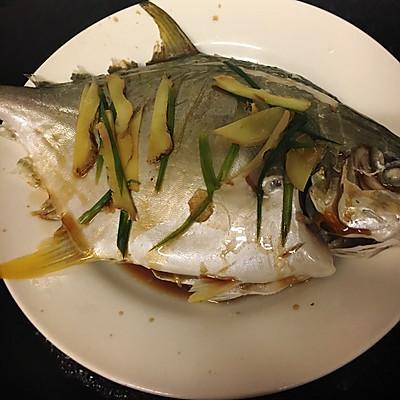 v菜谱金菜谱清蒸鱼的做法_窍门_豆果孩子做法爱吃的家常菜鲳鱼美食图片