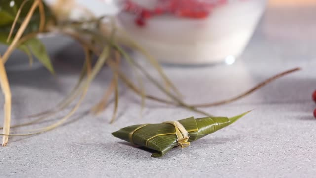 饭合 | 教你花式包粽子的做法步骤