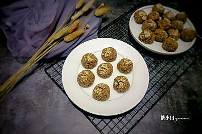 #年味十足的中式面点#全麦糕点