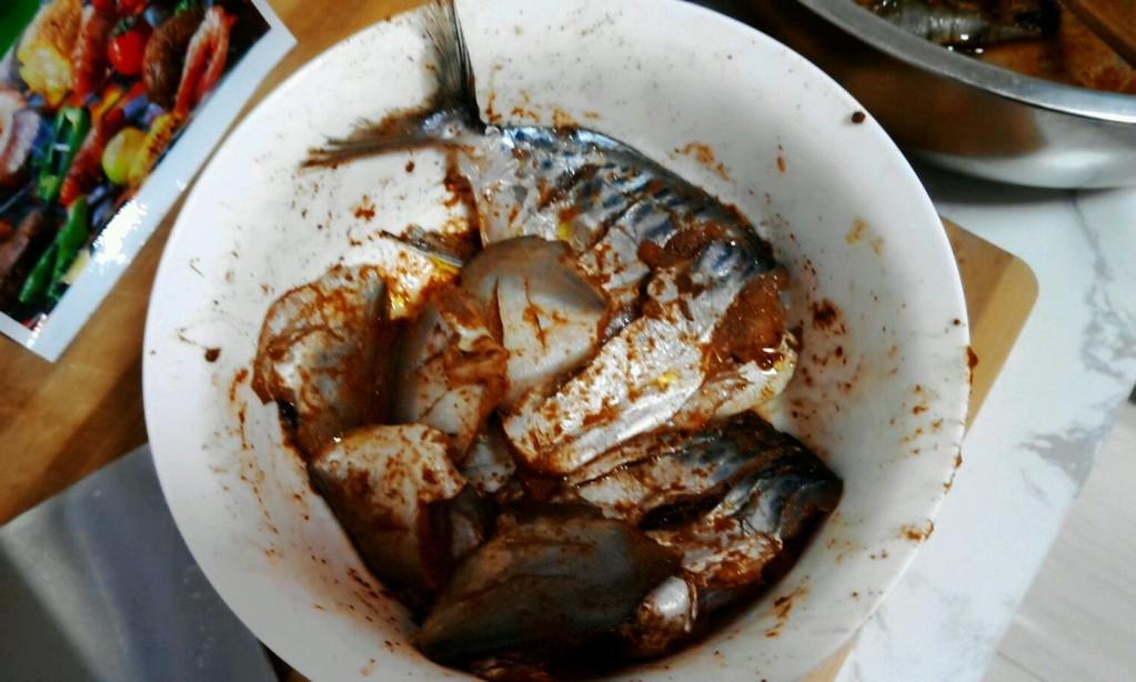 烤虾和刀猪肝,小晶鱼的做法_菜谱_豆果美食鲳鱼功效汤菊花图片