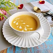 #洗手作羹汤#奶油南瓜浓汤