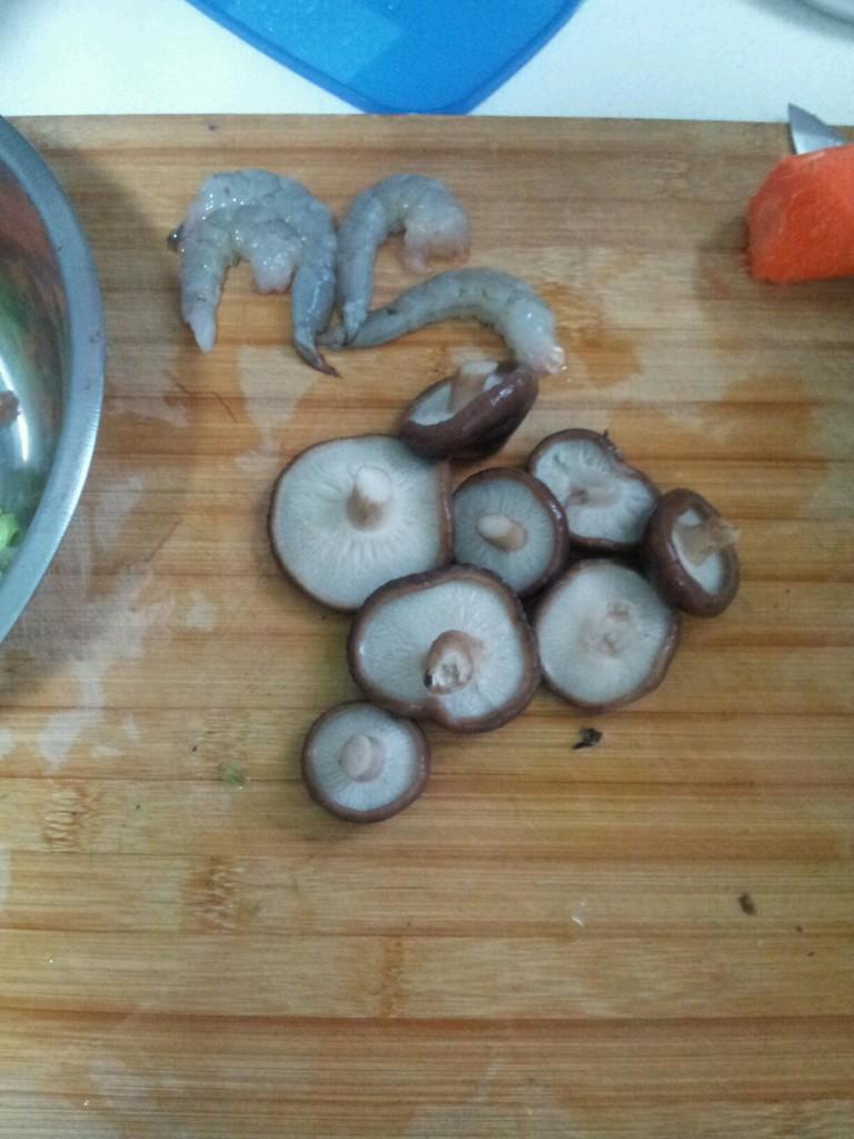糯米丸子一蒸一炸的做法图解3