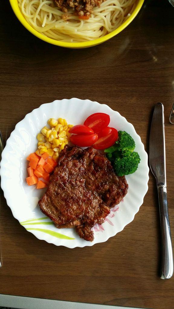 牛排的做法_【图解】牛排怎么做如何做好吃_牛排家常