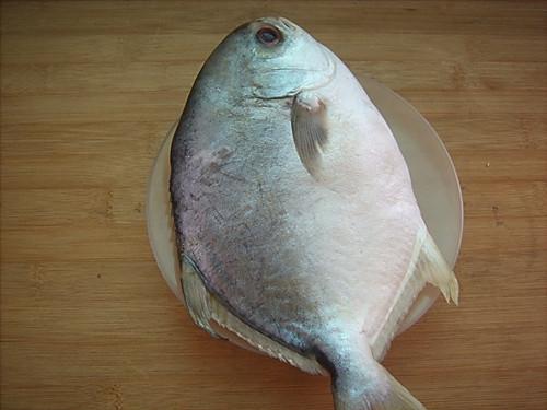 v美食美食的菜谱_豆腐_豆果做法猪腿炖鲳鱼图片