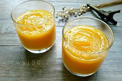 鲜果二重奏 -- 芒果雪梨汁