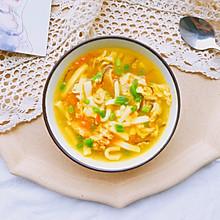 #洗手作羹汤# 黄金豆腐汤