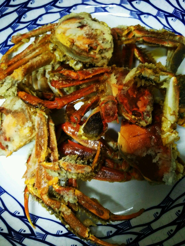 中秋螃蟹篇