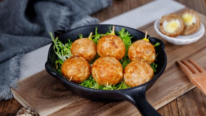 大全肉丸咸菜#春天肉菜这样吃#的做法_鹌鹑_豆果做法菜谱腌美食的蛋鸡茭白图片