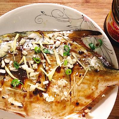 烤金做法的鲳鱼_菜谱_豆果美食熟鸭肉怎么做好吃图片