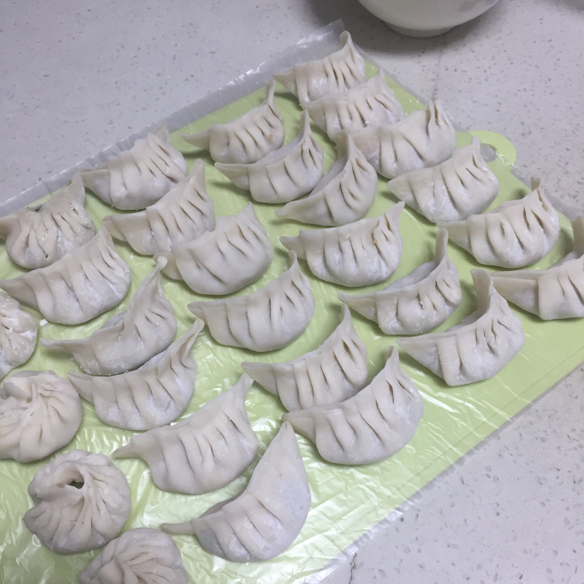做饺子的步骤图