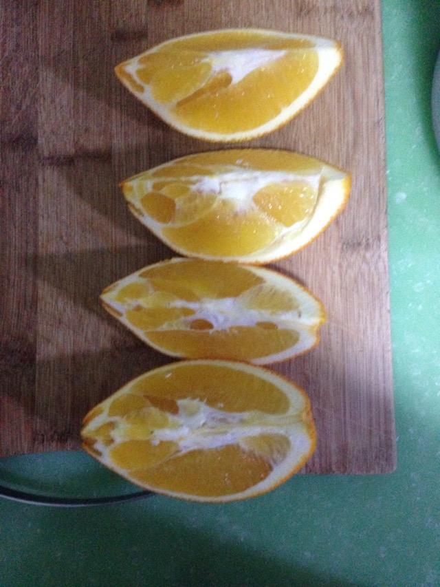 现榨橙汁(豆浆机)的做法步骤