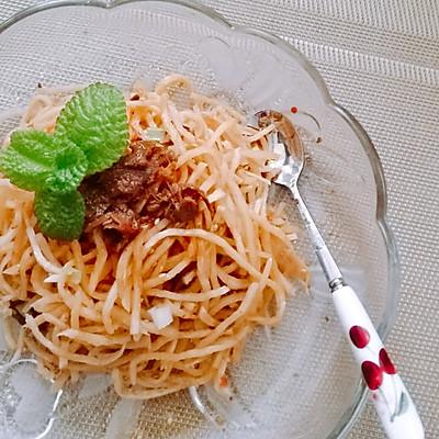 开胃下饭菜微辣卜留克干的薏米_做法_豆果美菜谱山药排骨汤可以放胡萝卜图片