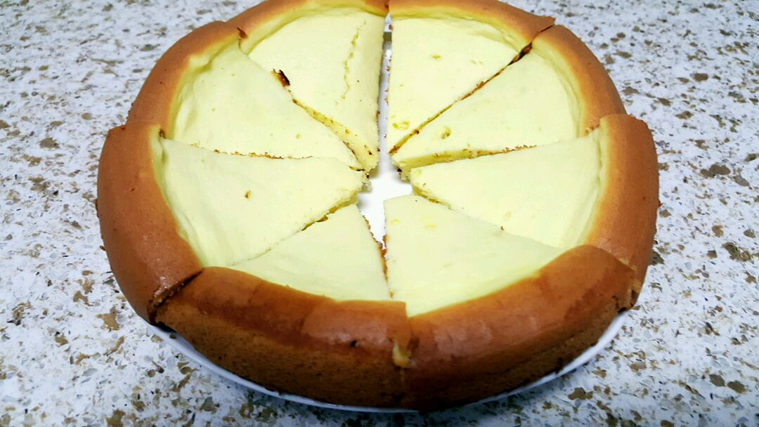电压力锅蛋糕胚——电压力锅也能做蛋糕